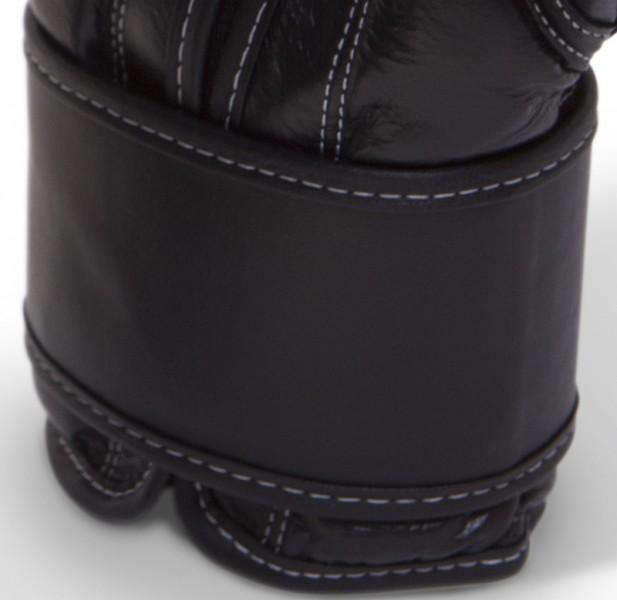 Paffen-Sport Kibo Fight Boxhandschuhe für das Sparring, schwarz, 8-18UZ – Bild 2