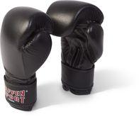 Paffen-Sport Kibo fight Guantes de boxeo para sparring, negro, 8-18UZ