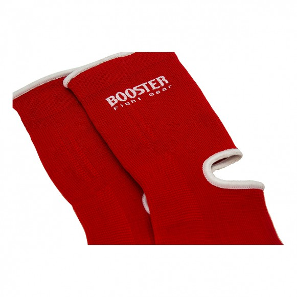 Booster ankle guards AG rojo