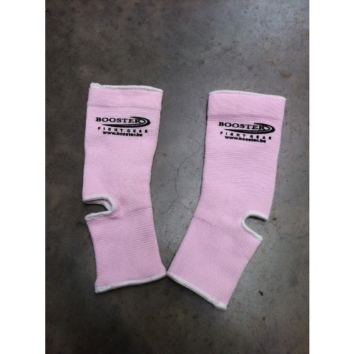 Booster ankle guards AG light Pink