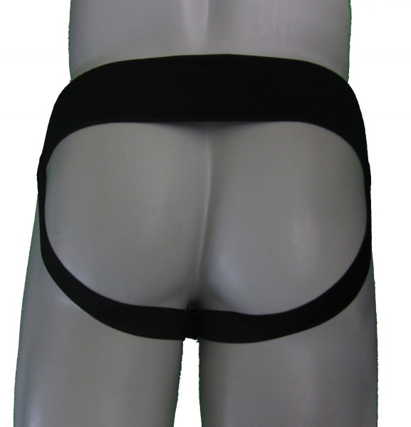 "4Fighter Men / Boy Groin Guard ""EASY"" in black – image 2"