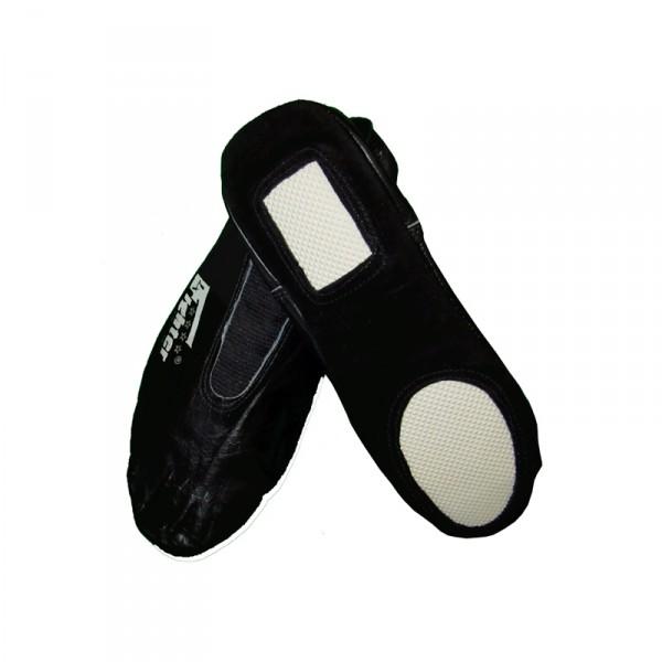 4Fighter Leder Gym Shoes Ideal für das Training - Muay Thai, Kickboxen und MMA