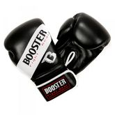 Booster Boxing Gloves BT SPARRING black / white Skintex