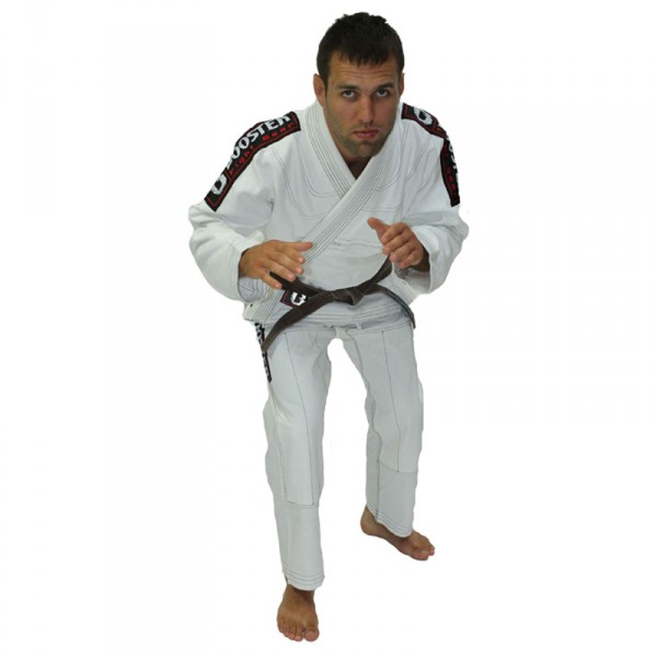 Booster PRO Light white Jiu Jitsu Suit – image 1