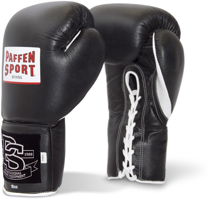 Paffen Sport Contest Professional boxing gloves black