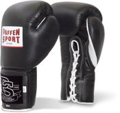 Paffen Sport Contest Professional boxing gloves black 001