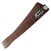 4Fighter Karate Belt in brown 260cm