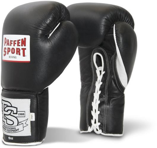 "Paffen-Sport ""Pro Classic"" Competition gloves black, 10Oz, XL"