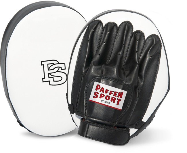 Paffen-Sport  Fit focus mitts / claw grip black-white