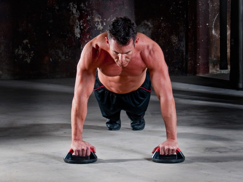 IRON GYM Push Up are recognized as one of the most important upper body exercises – image 4