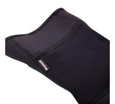 "Venum ""Kontact Evo"" knee pads - black / white – image 5"
