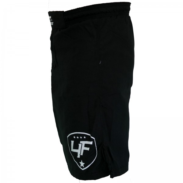 4Fighter Lucha Libre / MMA / UFC Grappling Shorts Pantalones Negro XS - XXXL – Bild 3