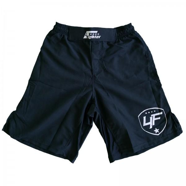 4Fighter Lucha Libre / MMA / UFC Grappling Shorts Pantalones Negro XS - XXXL – Bild 5