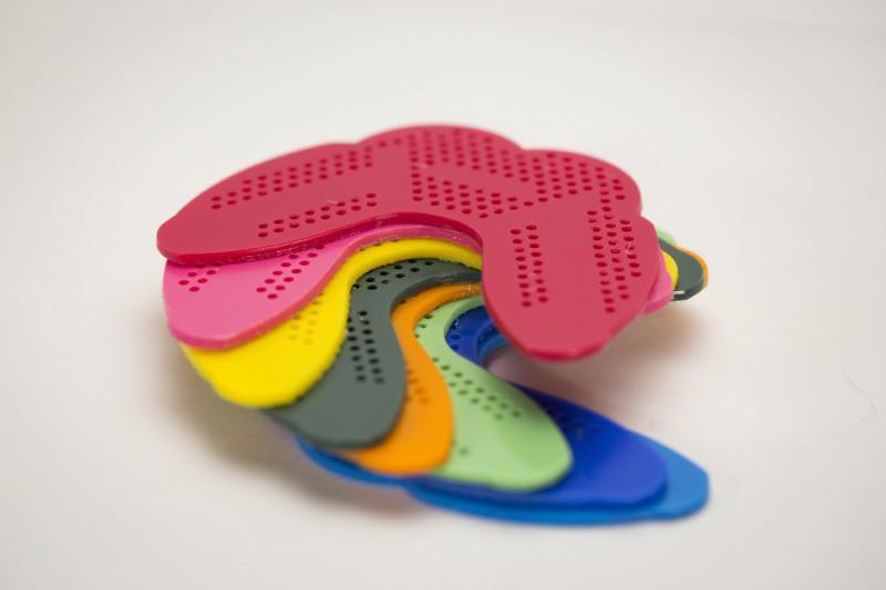 Sisu Next Gen Junior 1.6 mm mouthguard / mouth guard for children various colors – image 1
