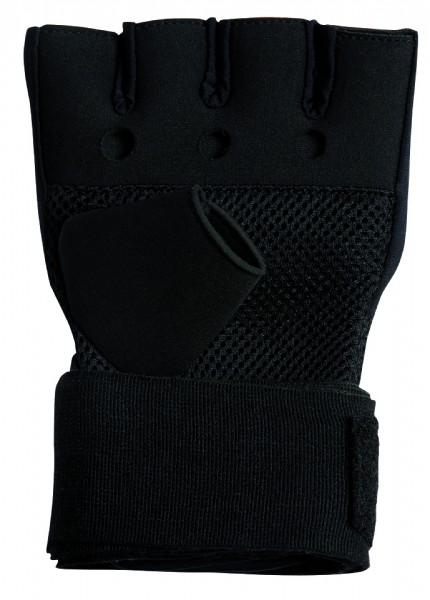 Adidas Quick Wrap Mexican Gel-Bandage in schwarz – Bild 3