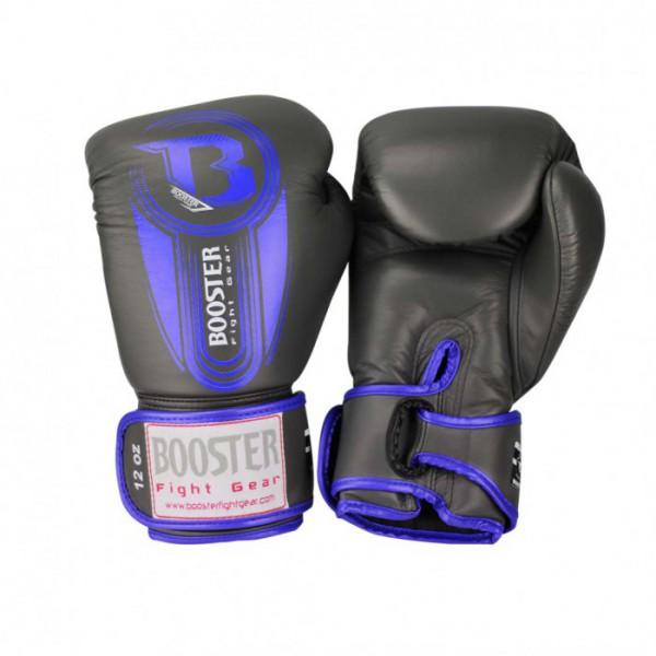 Booster BGL V5 Boxhandschuhe Grau/Blau 10Oz - 16Oz