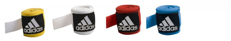 Adidas Hand Wraps / Boxing Wraps 5cm x 3.5m in different colors – image 1