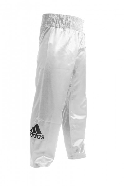 Adidas Kickboxing Pant weiß