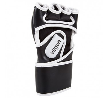 Venum Challenger MMA Gloves Synthetic Leather black / white  Venum Challenger MMA Gloves Synthetic Leather black / white S - L / XL – image 8