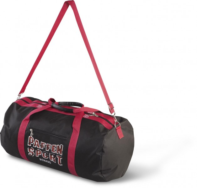 Paffen-Sport Training Bag Sportbag Big Fightday black-red – image 2