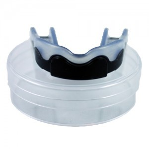MG-Booster Mouthguard transparent-black