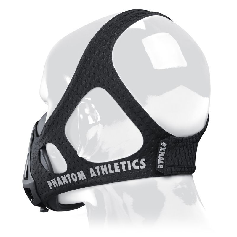 Phantom Training Mask - Phantom Athletics Trainingsmaske schwarz S, M, L – Bild 2