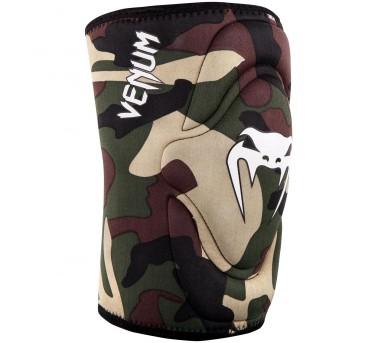 Venum Kontact gel rodilla almohadilla Neopren-Gel para MMA / Muay tailandés Boxen - camo – Bild 1