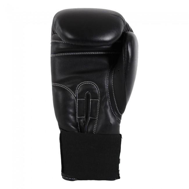 Adidas Performer Boxhandschuhe aus Kalbsleder in schwarz/weiß – Bild 3