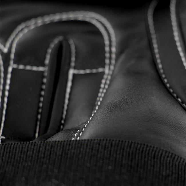 Adidas Performer Boxhandschuhe aus Kalbsleder in schwarz/weiß – Bild 6