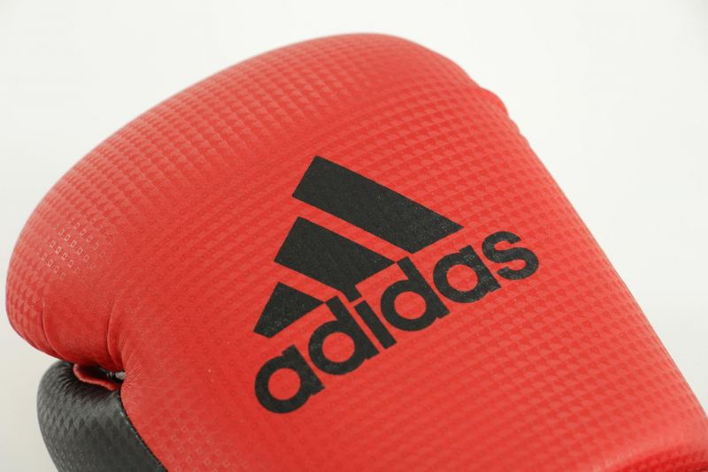Adidas Power 200 Duo Boxing Gloves red / black – image 5