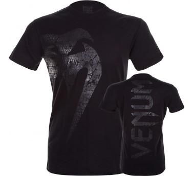 Venum Giant T-Shirt - schwarz / matt