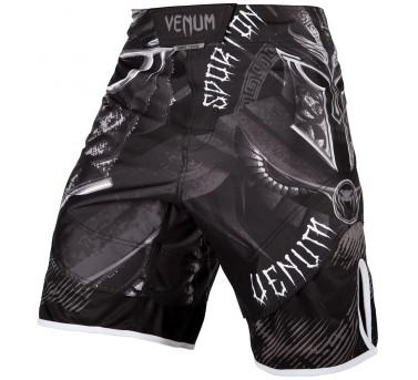Venum Gladiator 3.0 Fightshorts - black / white – image 2