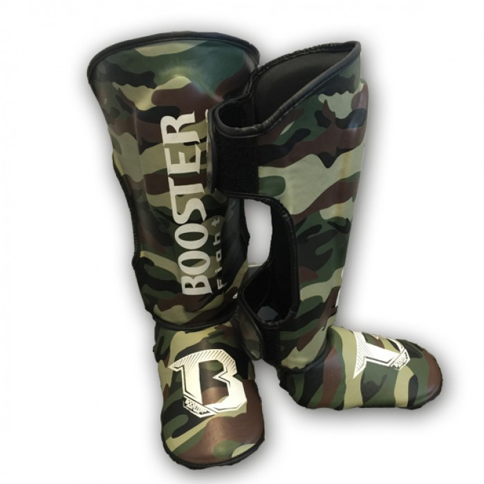 Booster Youth Camo Shinguard - camouflage – image 1
