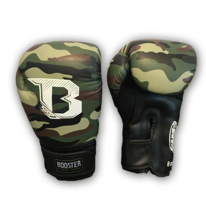 Booster BG Youth Camo Boxhandschuhe camouflage – Bild 1