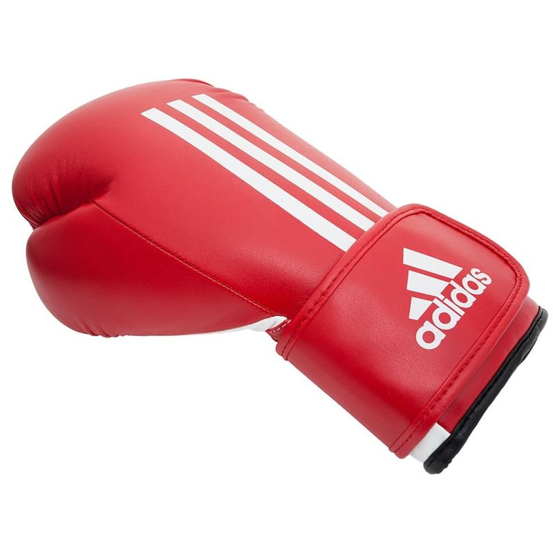 Adidas Energy 100 Boxing Gloves in red / white – image 3