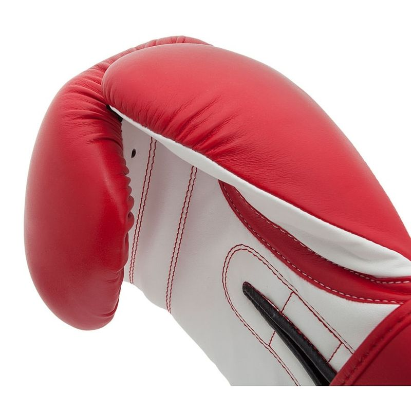 Adidas Energy 100 Boxing Gloves in red / white – image 7