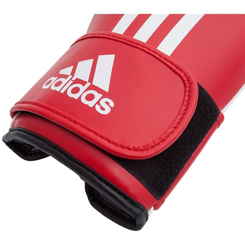 Adidas Energy 100 Boxing Gloves in red / white – image 5