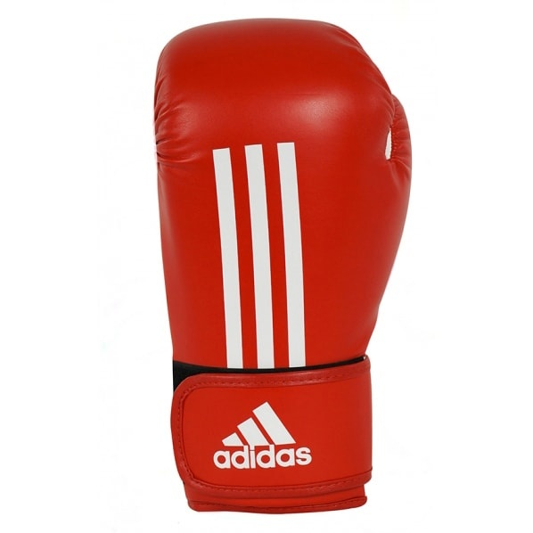 Adidas Energy 100 Boxing Gloves in red / white – image 2