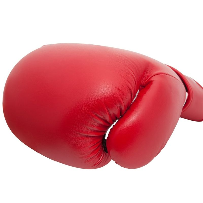 Adidas Energy 100 Boxing Gloves in red / white – image 6