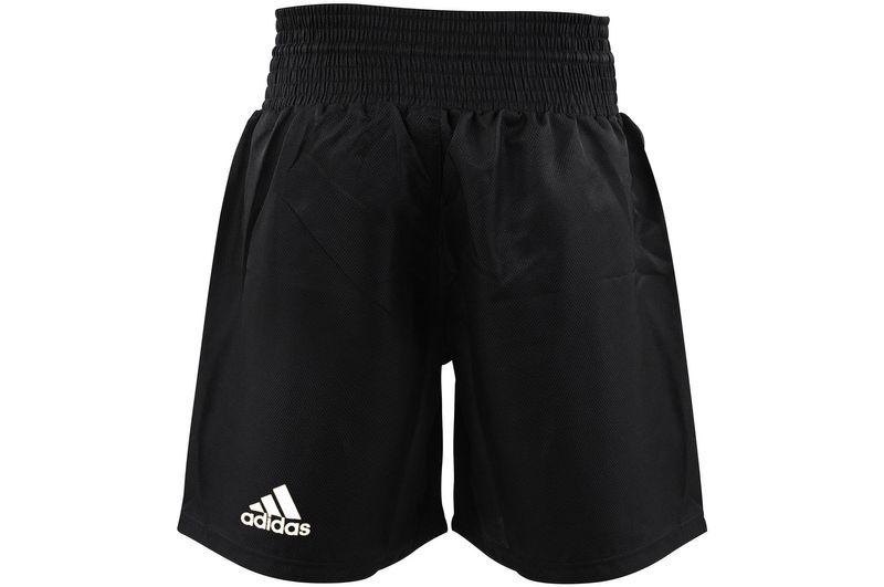 Adidas Multi Boxing Short schwarz/weiß – Bild 2