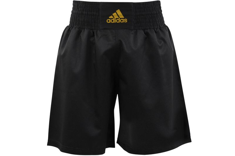 Adidas Multi Boxing Short black / gold – image 1