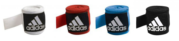 Adidas Hand Wraps / Boxing Wraps 5 cm x 2.5 m in different colors – image 1