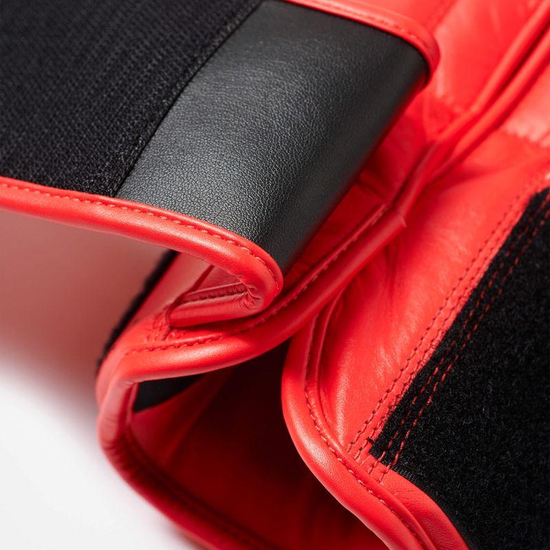Adidas Speed 200 W Boxhandschuhe in schwarz/shock rot – Bild 4