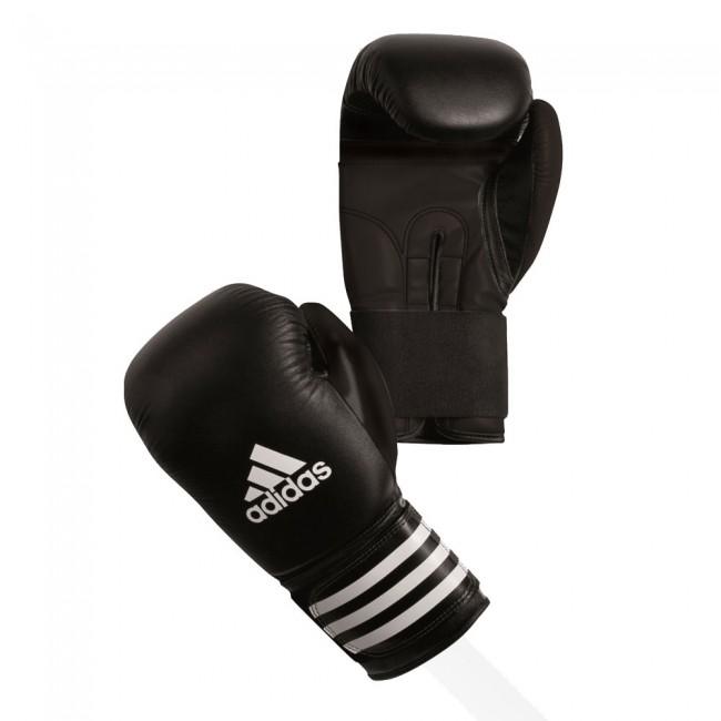 Adidas Response SMU Boxhandschuhe in schwarz – Bild 1