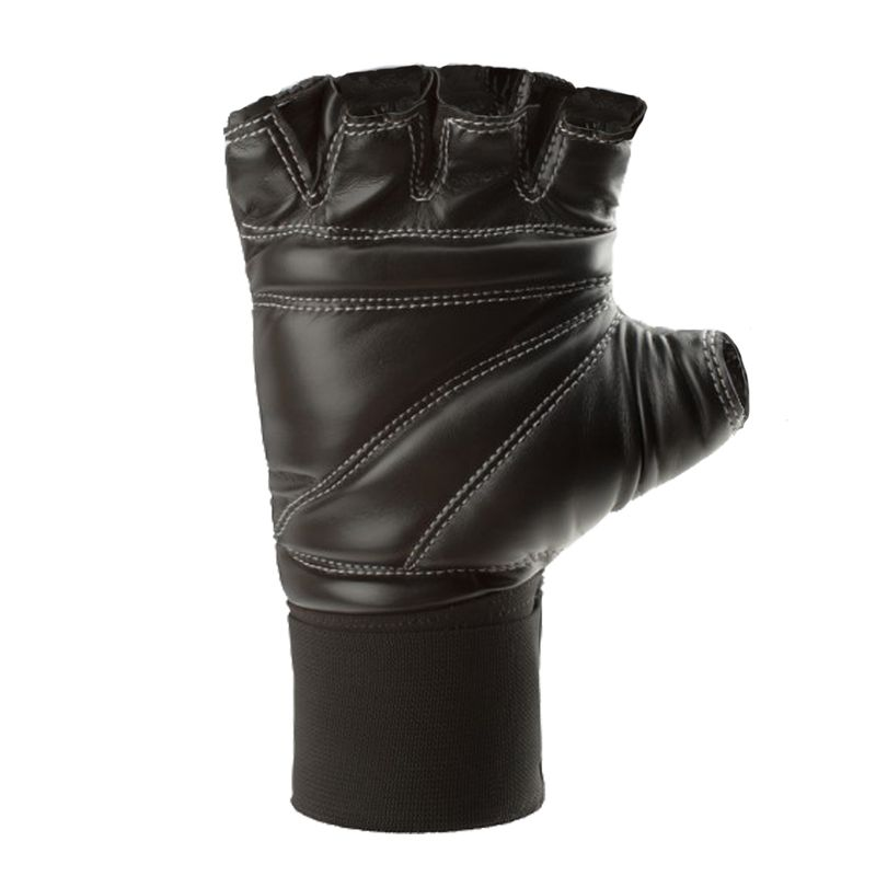Adidas Speed Gel Bag Glove in schwarz/weiß – Bild 5