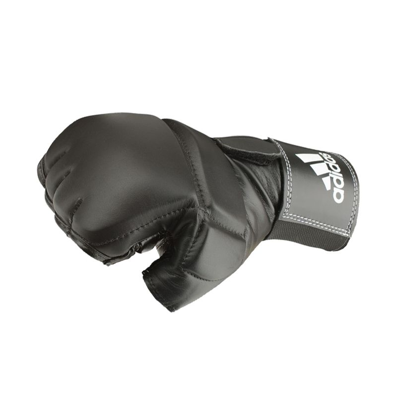 Adidas Speed Gel Bag Glove in schwarz/weiß – Bild 4