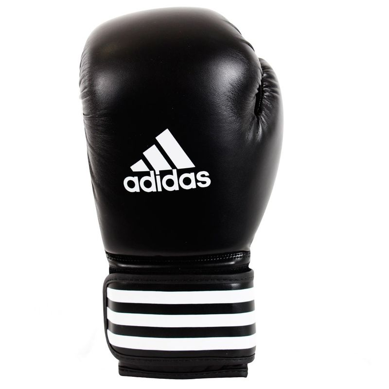 Adidas K Power 100 boxing gloves in black / white – image 2