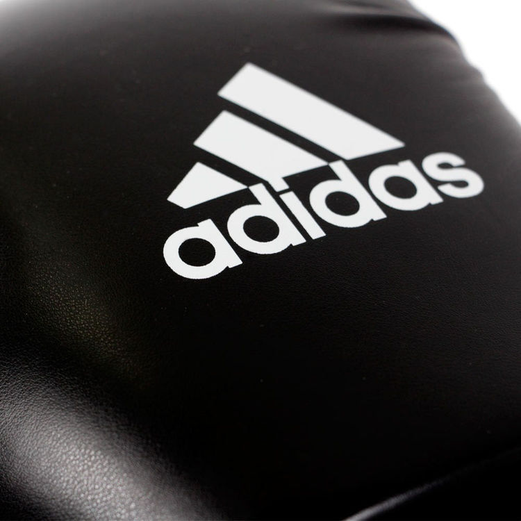 Adidas K Power 100 boxing gloves in black / white – image 4