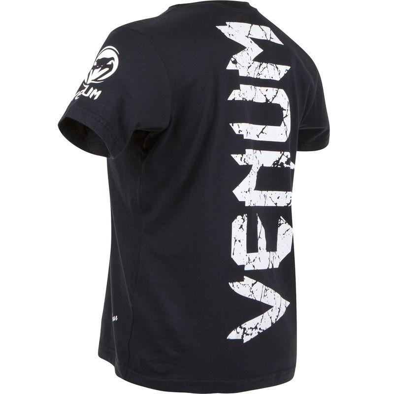 Venum Giant T-Shirt - schwarz / weiß – Bild 7