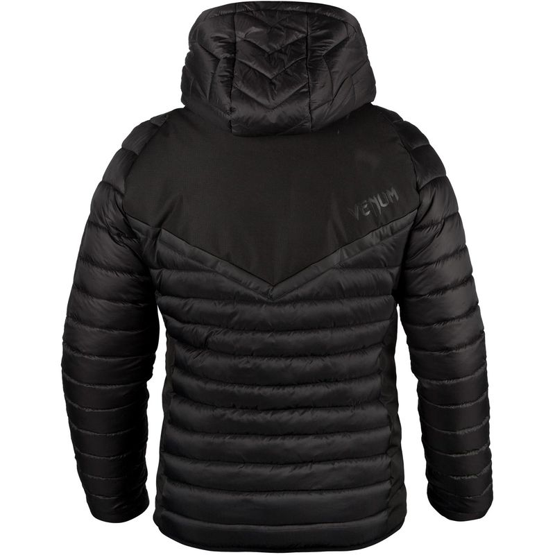 Venum Elite 2.0 chaqueta negra / negra / roja – Bild 5